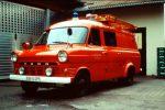 FW Fahrzeug Transit 1966