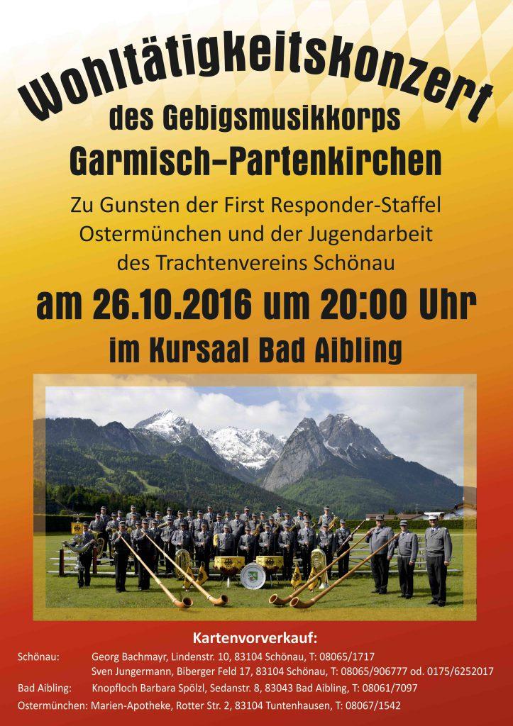 Wohltätigkeits-Konzert - Freiwillige Feuerwehr ...